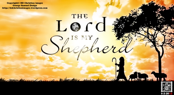 Lord is my sheperd