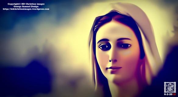 Virgin Mary HD