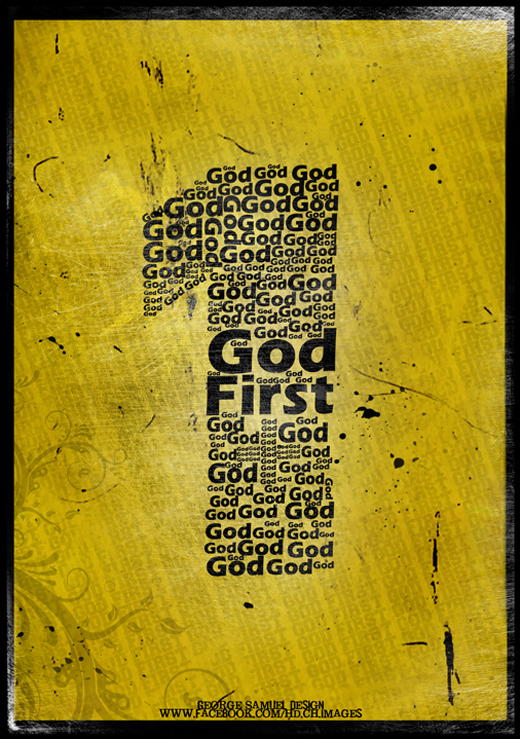 God First All Rights Reserved © HD Christian images George Samuel designs